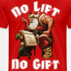 Santa Claus - No Lift, No Gift