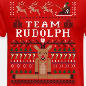 Rudolph Ugly Christmas