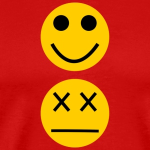 smiley emoticon 155514 1280 - Men's Premium T-Shirt