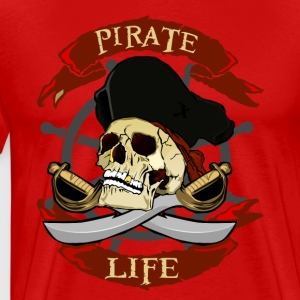 Pirate Life - Men's Premium T-Shirt