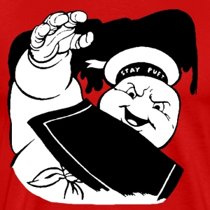 Angry Staypuft - Men's Premium T-Shirt