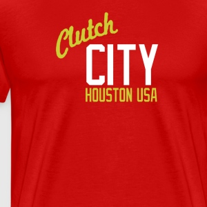 CLUTCH CITY - Men's Premium T-Shirt