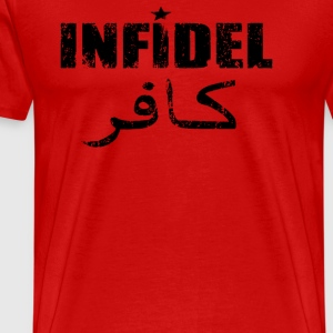 Details about Infidel - Men's Premium T-Shirt