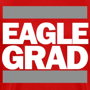 EAGLE_GRAD3 - Men's Premium T-Shirt