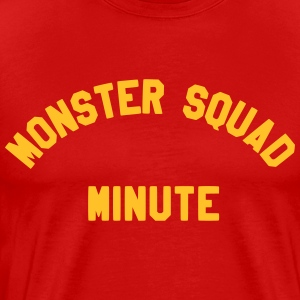 Monster Squad Minute Logo, Sean-Style - Men's Premium T-Shirt