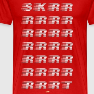 skrt design 1 - Men's Premium T-Shirt