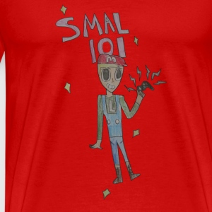 THE SMAL 101 FANART LOGO - Men's Premium T-Shirt