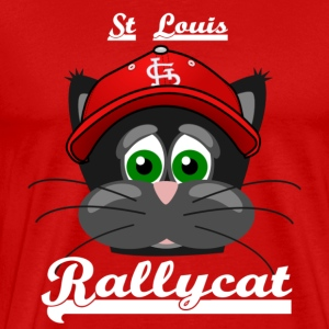RallyCat - Men's Premium T-Shirt