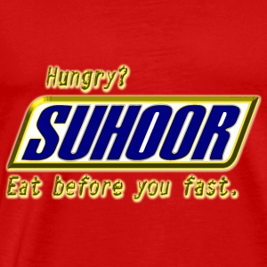 Ramadan hungry Limited Edition - Men's Premium T-Shirt