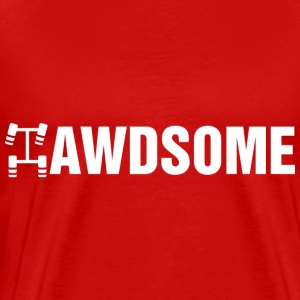 AWDsome - Men's Premium T-Shirt