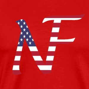 Red Independence Pt. 4 - Men's Premium T-Shirt