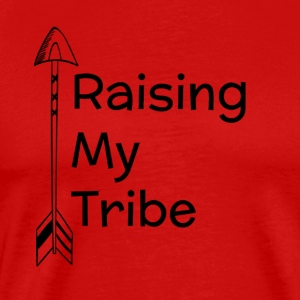 Raising My Tribe - Men's Premium T-Shirt
