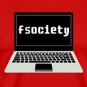 Fsociety - Men's Premium T-Shirt