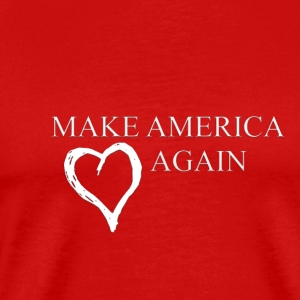MakeAmericaLoveAgain - Men's Premium T-Shirt