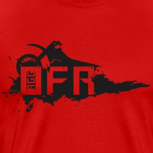 Black Out for a Rip (OFR) - Men's Premium T-Shirt