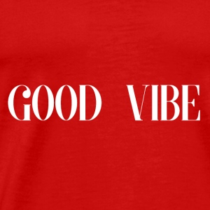 GOOD VIBE - Men's Premium T-Shirt