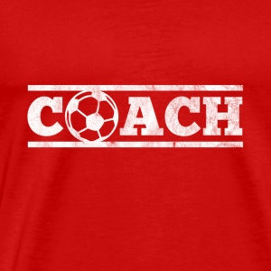 Gift for the best soccer coach - Men's Premium T-Shirt