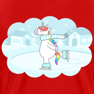 Unicorn Xmas 2017 Shirt High Quality - Men's Premium T-Shirt