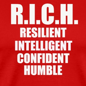 RICH - Men's Premium T-Shirt