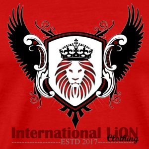 International LiON Clothing - Men's Premium T-Shirt