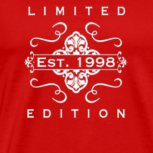 Limited Edition Est 1998 - Men's Premium T-Shirt