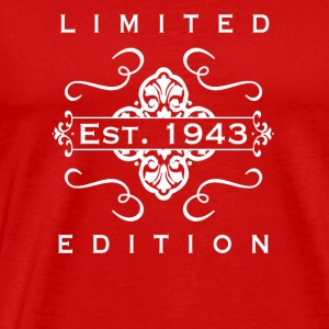 Limited Edition Est 1943 - Men's Premium T-Shirt