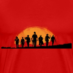 Red Dead Redemption 2 - Men's Premium T-Shirt