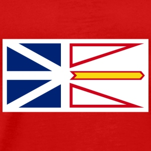 1200px Flag of Newfoundland and Labrador svg - Men's Premium T-Shirt