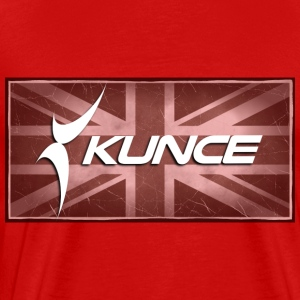 Kunce UK Article 50 Brexit - Men's Premium T-Shirt