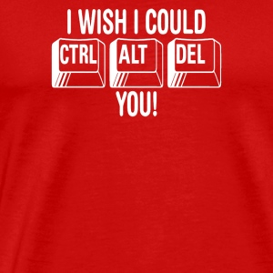 I Wish I Could - Men's Premium T-Shirt