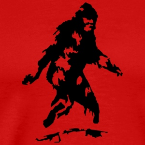 Spot the squatch - Men's Premium T-Shirt