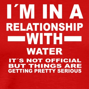 relationship with WATER SPORTS - Men's Premium T-Shirt