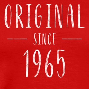 Original since 1965 distressed - Born in 1965 - Men's Premium T-Shirt