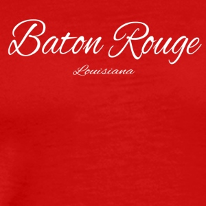 Louisiana Baton Rouge US DESIGN EDITION - Men's Premium T-Shirt