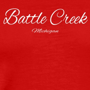 Michigan Battle Creek US DESIGN EDITION - Men's Premium T-Shirt