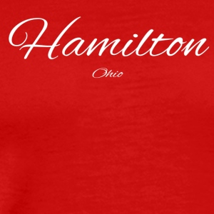 Ohio Hamilton US DESIGN EDITION - Men's Premium T-Shirt