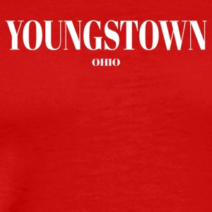 OHIO YOUNGSTOWN US DESIGNER EDITION - Men's Premium T-Shirt