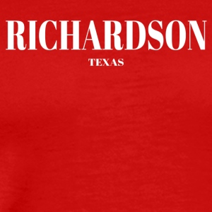 TEXAS RICHARDSON US DESIGNER EDITION - Men's Premium T-Shirt