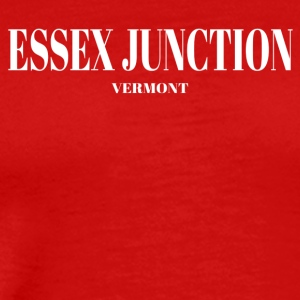 VERMONT ESSEX JUNCTION US DESIGNER EDITION - Men's Premium T-Shirt