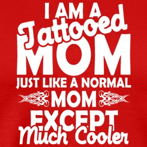 Tattooed MOM - Men's Premium T-Shirt