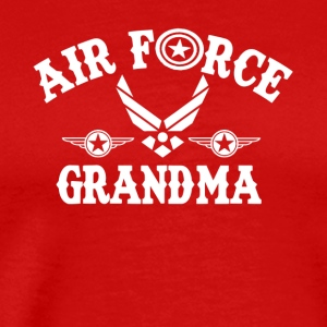 Airforce Grandma Shirt - Men's Premium T-Shirt