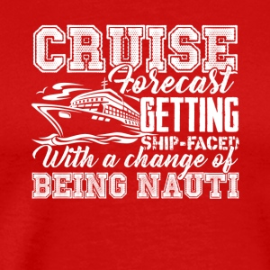 Cruise Forecast Shirt - Men's Premium T-Shirt