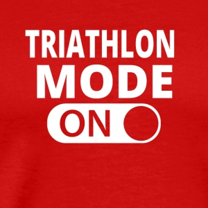 MODE ON TRIATHLON - Men's Premium T-Shirt