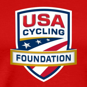 USA Cycling Foundation 01 e1466451287632 - Men's Premium T-Shirt