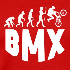 BMX Evolution - Men's Premium T-Shirt