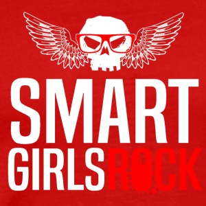 SMART GIRLS ROCK - Men's Premium T-Shirt