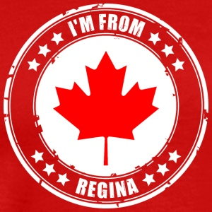 I'm from REGINA - Men's Premium T-Shirt