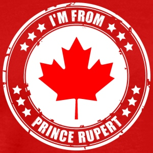 I'm from PRINCE RUPERT - Men's Premium T-Shirt