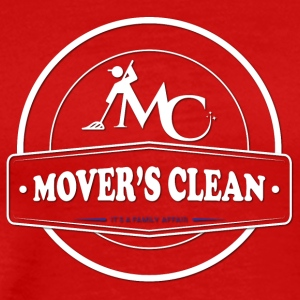 Movers Clean 1 - Men's Premium T-Shirt
