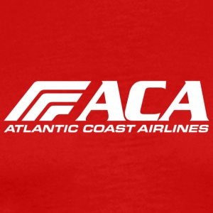 atlantic coast airlines 843 - Men's Premium T-Shirt